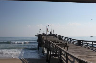 Blog archive september 2011 for Nags head fishing pier